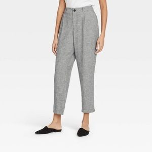 A New Day-Women's High Rise Pleated Pants